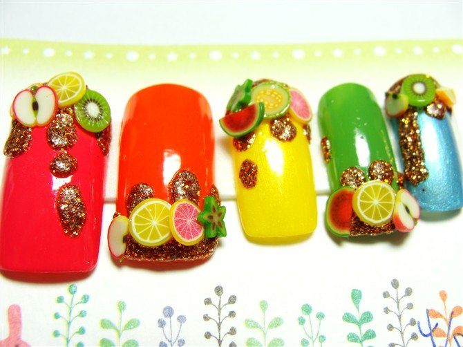 wholesale cheap nails art design