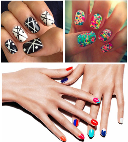 Nail Art Acrylic Paints