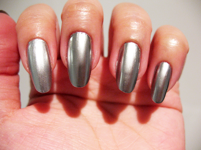 Metal Gel Polish
