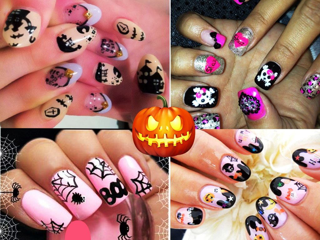 Nail Spider Decal