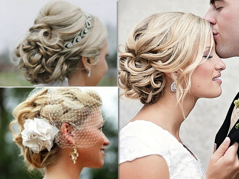 Your Wedding Inspiration Hair Updo Beauty Life