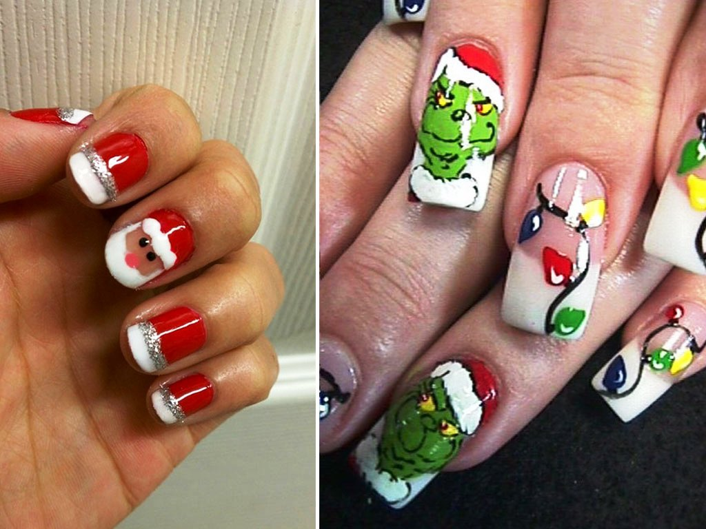 Nail designs for christmas do it yourself gallery nail art and nail designs for christmas do it yourself choice image nail art christmas nail art designs gallery solutioingenieria Choice Image