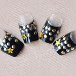 Alloy Stud Nail Decoration