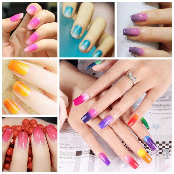 Change Color UV Gel Polish