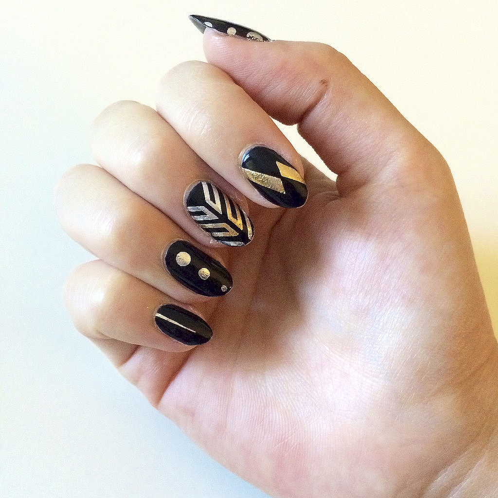Manicure Ideas for New Year\'s Eve - Beauty Life