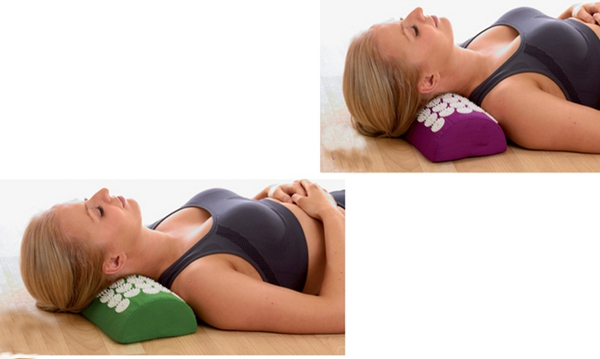Yoga Neck Massager Pillow