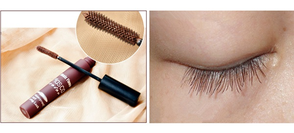 Cosmetic Curling Eyelash Mascara