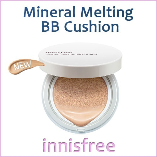Innisfree Mineral Melting BB Cushion