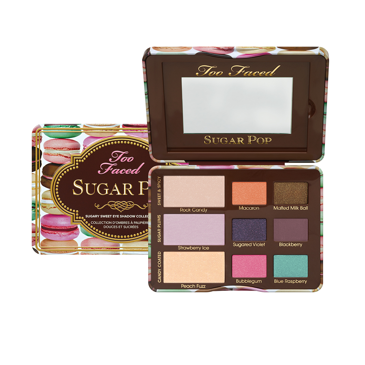 Too faced pop sugar palette