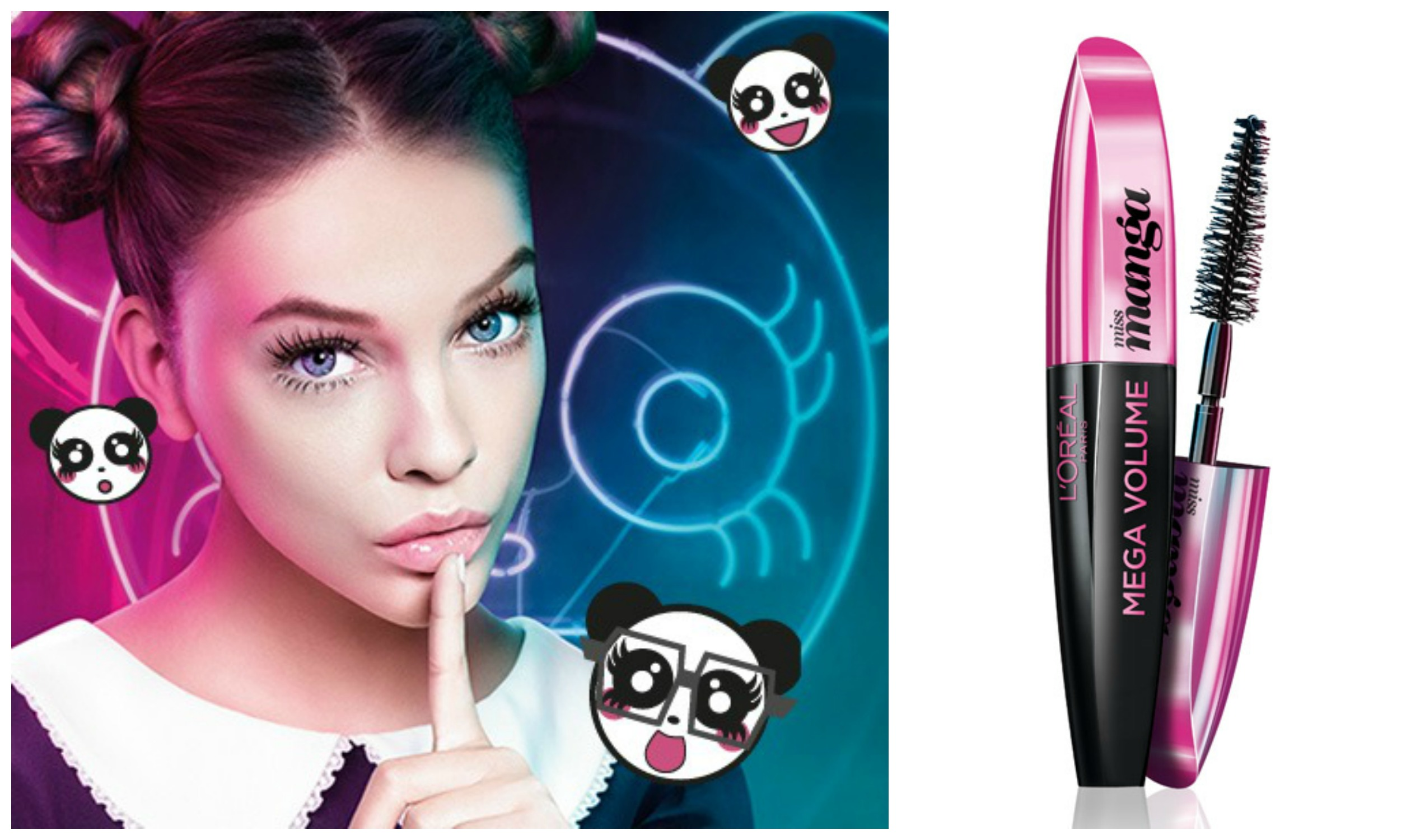 L'Oreal eye mascara