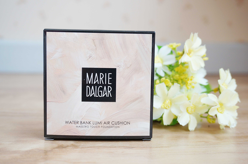 Marie Dalgar air cushion