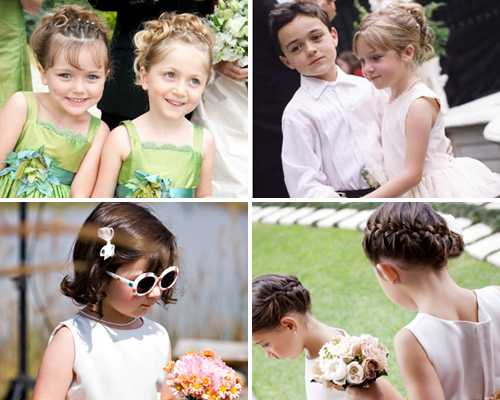 Tremendous Beauty Repost Ideal Hairstyles For Little Flower Girls To Try Short Hairstyles Gunalazisus