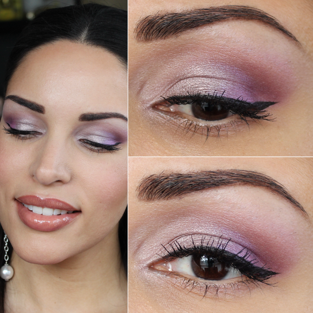 highlight your look with the best purple eye shadow beauty life