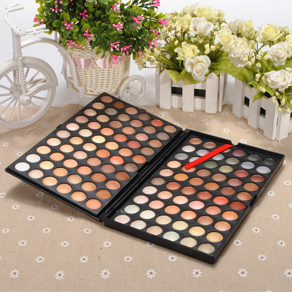 120 colors eyeshadow palette