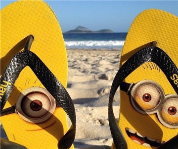 minion shoes