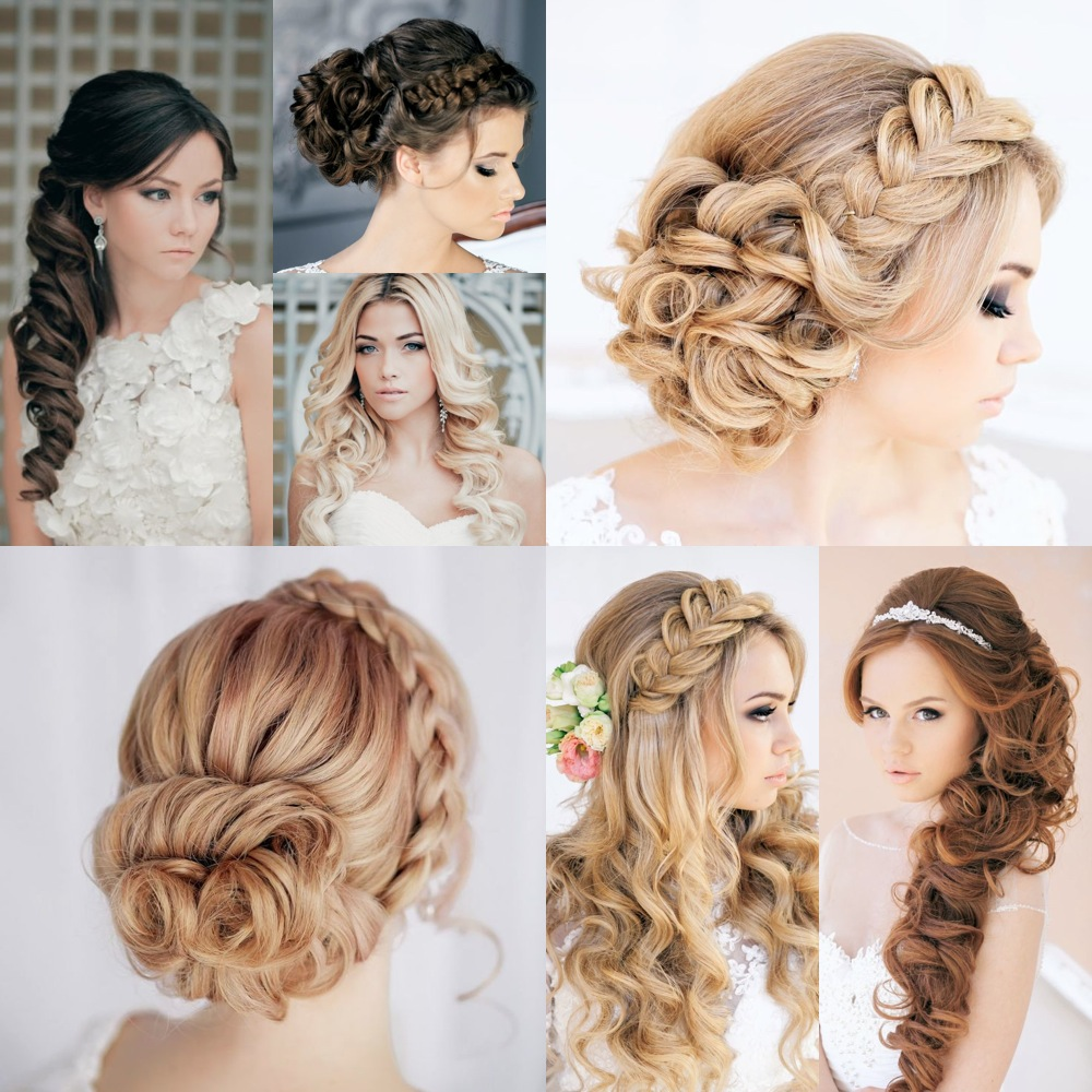 simple wedding hairstyle in 2015 - beauty life