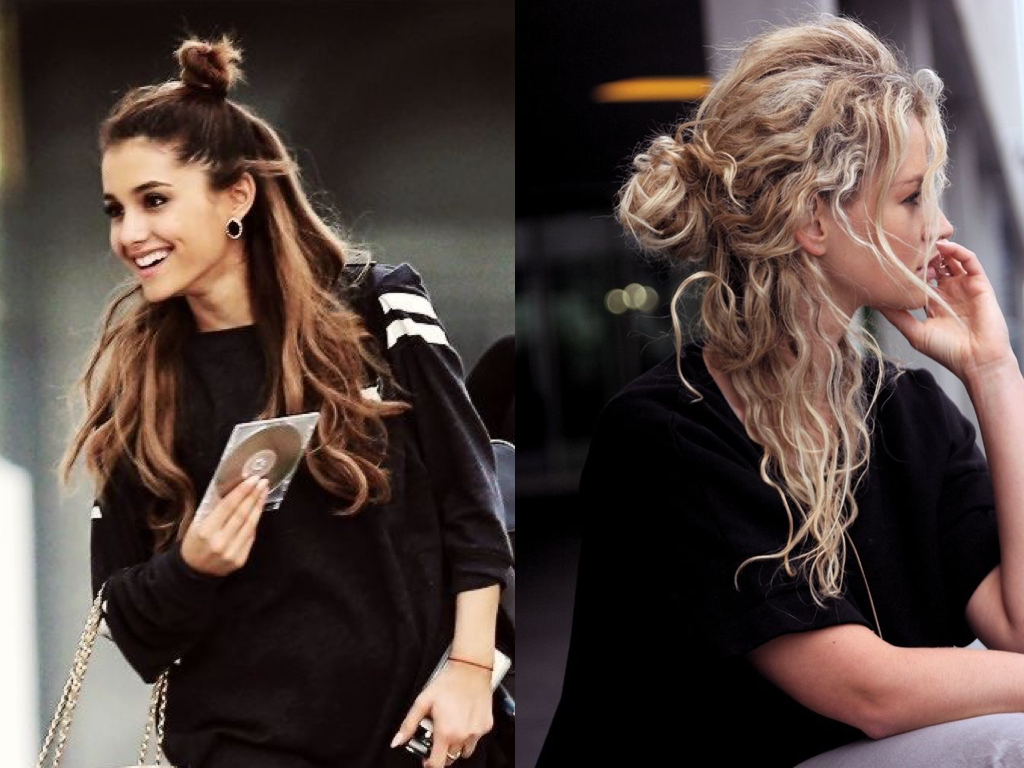 magic hair bun roller