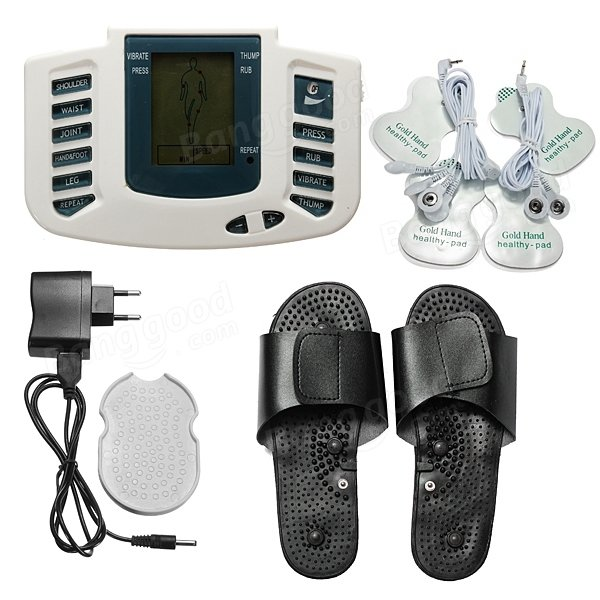 Electronic Digital Body Massager