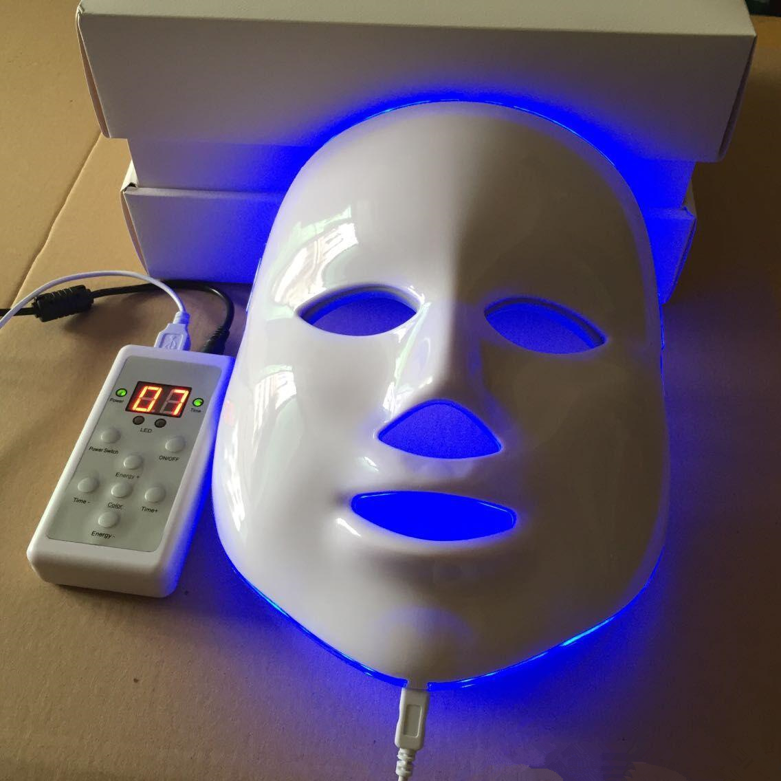 LED Skin Facial Mask