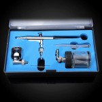 OPHIR Portable Airbrush Compressor