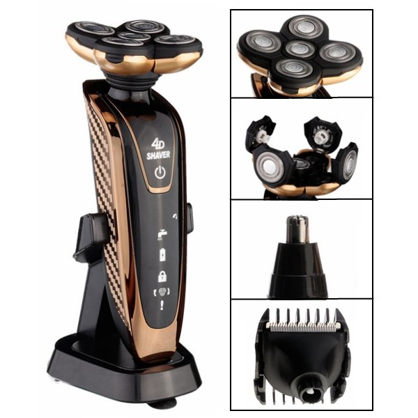 rotary hair trimmer
