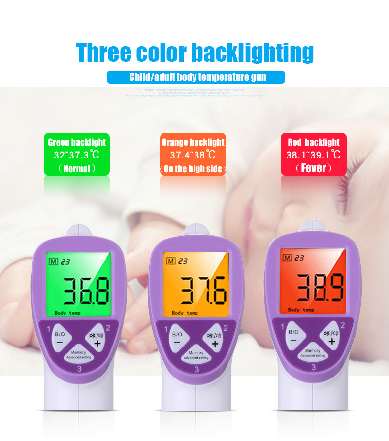 infrared-body-thermometer