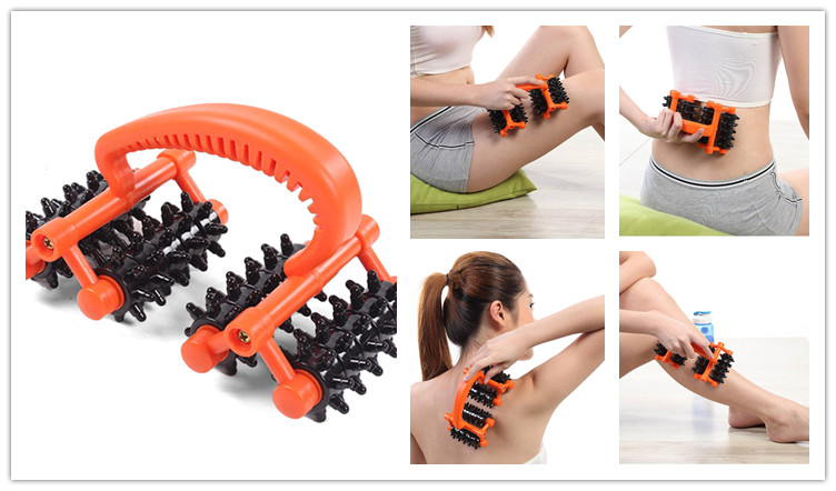 Hand Held Massage Roller