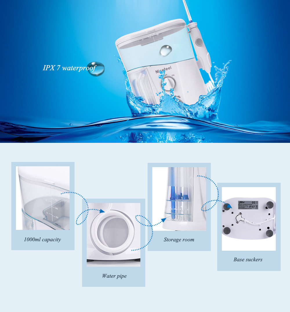 Electric Water Flosser