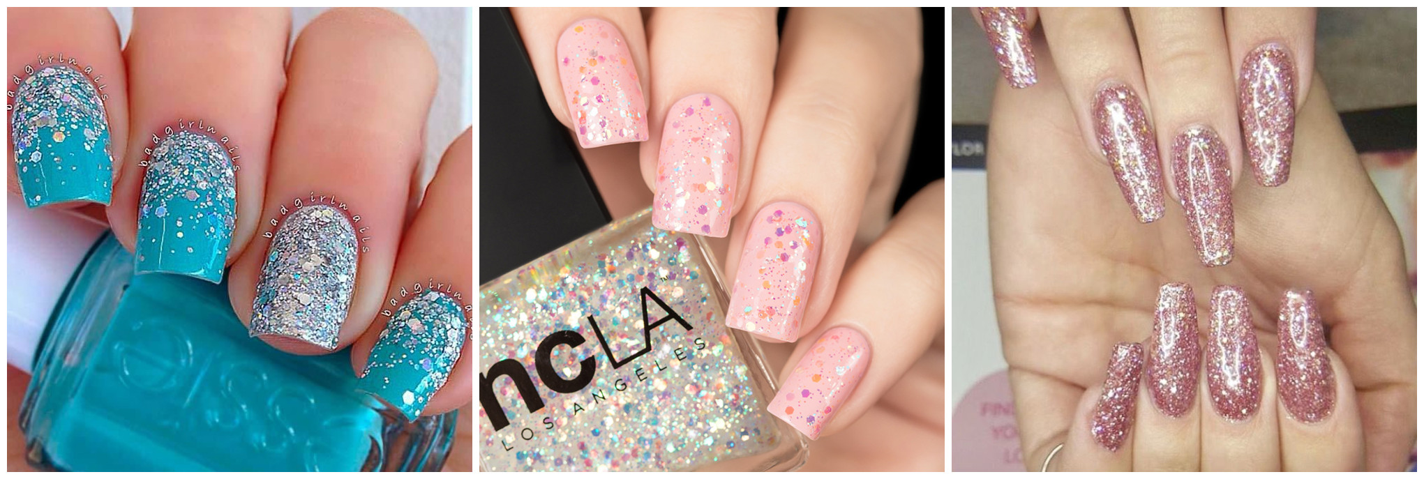 glitter for nails